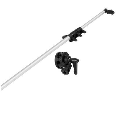 Neewer? 30-70/77-180cm Studio Photo Swivel Head Reflector Arm Support Silver