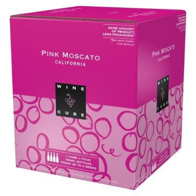 Wine Cube WINE CUBE 3L PINK MOSCATO