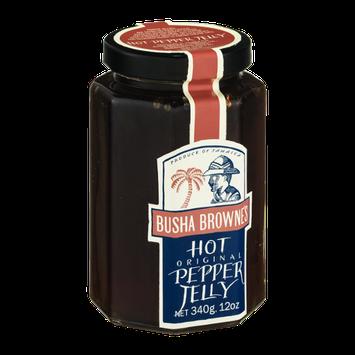 Busha Browne's Hot Original Pepper Jelly