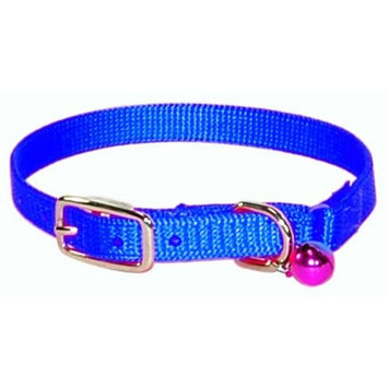 Hamilton Braided Safety Cat Collar in Blue