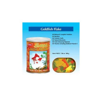 O.S.I. Ocean Star International Goldfish Flakes 7.06oz