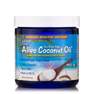 Coconut Secret COCONUT OIL, OG1, ALIVE, (Pack of 6)