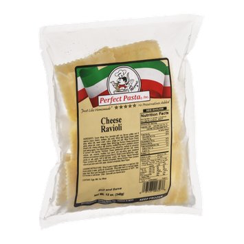 Perfect Pasta Cheese Ravioli