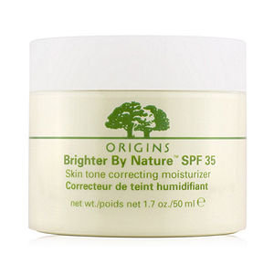 Origins Brighter By Nature Skin Tone Correcting Moisturizer SPF 35