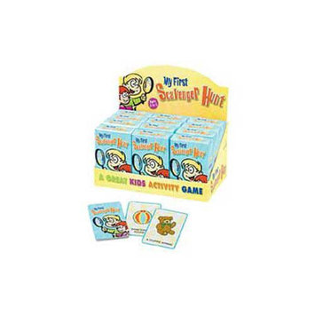 University Games My First Scavenger Hunt For Kids Game