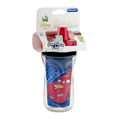 Cars Insulated Sippy Cup 9 oz