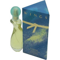 Wings by Giorgio Beverly Hills for Women, Eau De Toilette Spray, 3-Ounce