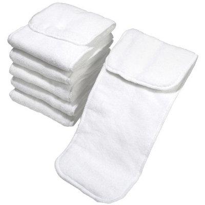 Bumgenius  Cotton Babies One-Size Micro-fiber Inserts - 6 pk