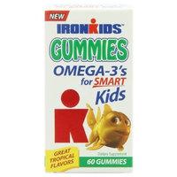 Ironkids Iron Kids Gummies Omega 3, 60 Gummies