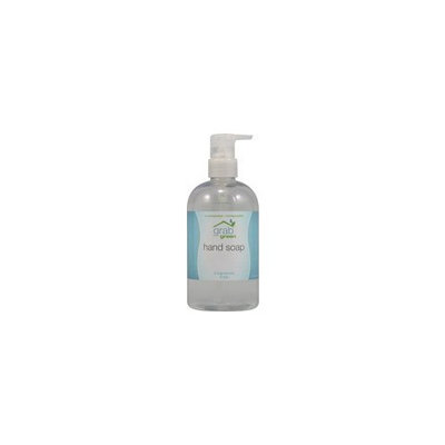 GrabGreen Hand Soap Fragrance Free -- 12 fl oz