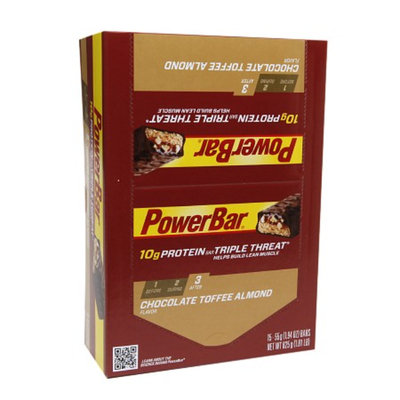 PowerBar Triple Threat Energy  Bars