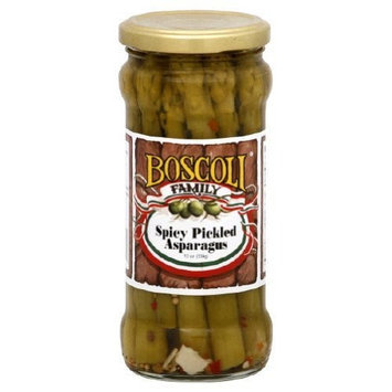 Boscoli Asparagus Spicy Pickled (Pack of 6)