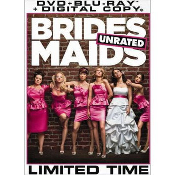 Universal Bridesmaids Dvd/blu Ray/dc Combo Pack [eng Sdh/span/fren/ws/2discs]