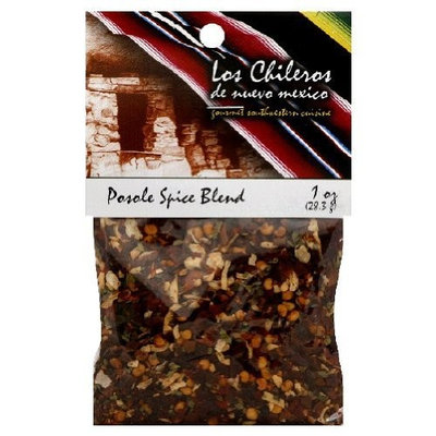 Los Chileros Posole Spice Blend, 1-Ounce (Pack of 12)