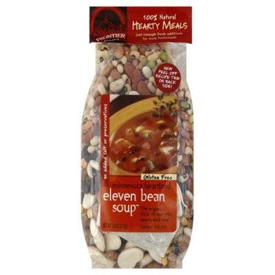 Frontier Soups Soup Mix 11Bean Minnsta H 18 OZ -Pack Of 8