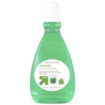 up & up Mouthwash - Green Mint (1 L)