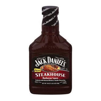 Jack Daniel's Steakhouse Barbecue Sauce - 19 oz