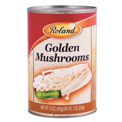 Roland Golden Mushrooms, 15-Ounce Cans (Pack of 24)