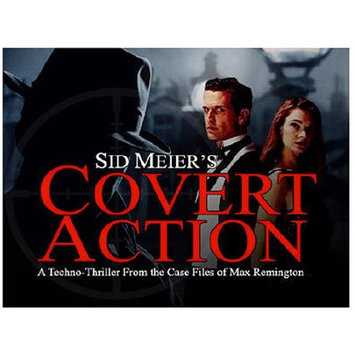 Tommo 58411045 Sid Meier's Covert Action (PC/MAC) (Digital Code)