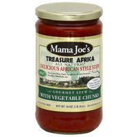 Mama Joes Mama Joe's Treasure Africa African Style Stew with Vegetable Chunks, 24 oz, (Pack of 12)
