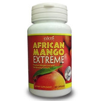 Eden's Finest The Original African Mango Extreme - Fat Blocking, Appetite Suppressing Weight Loss Formula