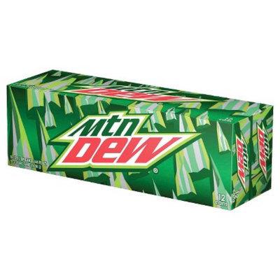 Mountain Dew Citrus Soda 12 fl oz 12 pk