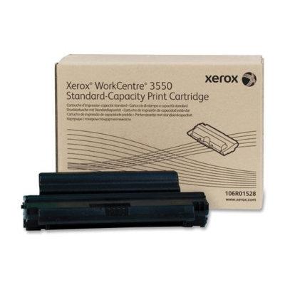 XEROX Xerox 106R01528 Print Cartridge 5000 Page Yield Black