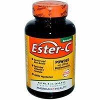 American Health Ester-C Powder with Citrus Bioflavonoids 8 oz
