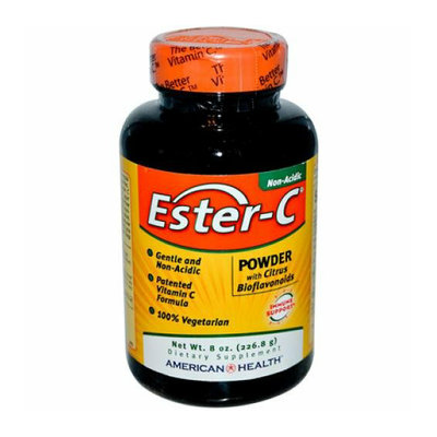 American Health Ester-C Powder with Citrus Bioflavonoids 8 oz