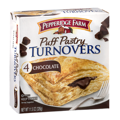 Pepperidge Farm® Puff Pastry Turnovers Chocolate