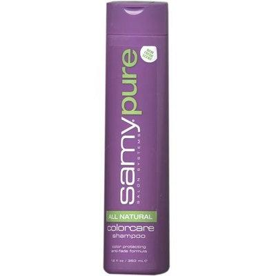 Samy Salon Systems Pure Shampoo, Colorcare 12 fl oz (350 ml)