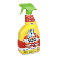 Fantastik Scrubbing Bubbles All Purpose Cleaner Lemon Power