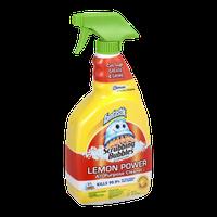 Fantastik Scrubbing Bubbles All Purpose Cleaner Lemon Power