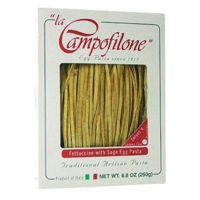 La Campofilone Sage Fettuccine, 8.8-Ounce Box (Pack of 2)