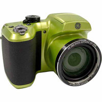 GE Refurbished Kiwi Power PRO Series X2600-KG Compact System Digital Camera with 16.1 Megapixels, 26x Optical Zoom and 4.7mm-122.2mm Lens Included