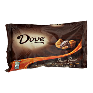 Dove Peanut Butter Silky Smooth Milk Chocolate Promises