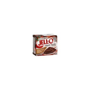 Jell-O Instant Pudding and Pie Filling-Classic Turtle