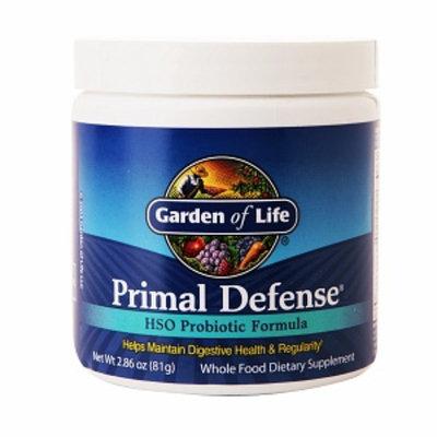 Garden of Life Primal Defense HSO Probiotic Formula