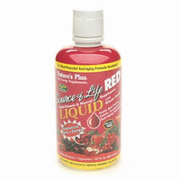 Nature's Plus Source of Life Red Multivitamin and Mineral Supplement