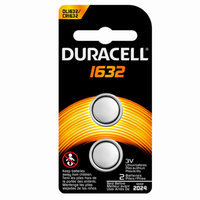 Duracell Coin Button 1632 Battery, 2-Count