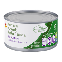 Ahold Premium Chunk Light Tuna in Water