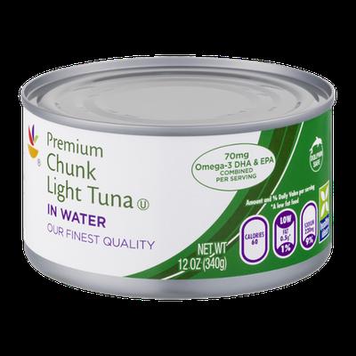 Ahold Premium Chunk Light Tuna in Water