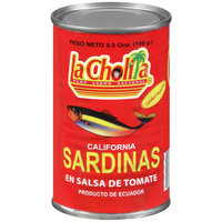 La Cholita California Sardines, 5.5 oz