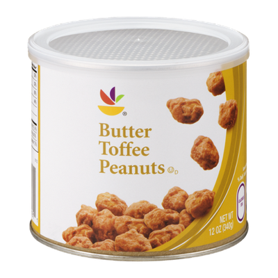 Ahold Butter Toffee Peanuts