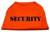 Ahi Security Screen Print Shirts Orange XL (16)