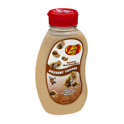 Jelly Belly Toasted Marshmallow Dessert Topper