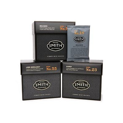Smith Teamaker Black Tea 3 Pack Assortment