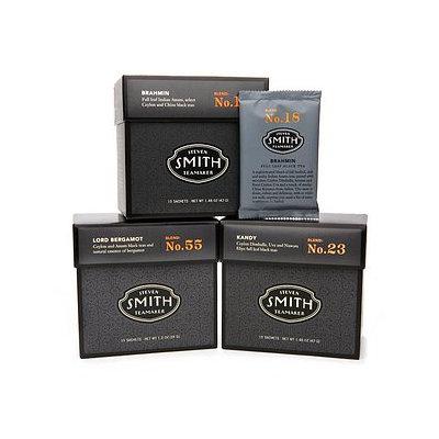 Smith Teamaker Black Tea 3 Pack Assortment