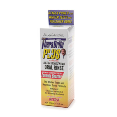 TheraBrite Plus Ultra Whitening Oral Rinse