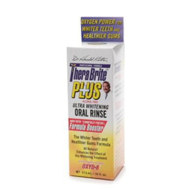 TheraBrite Plus Ultra Whitening Oral Rinse